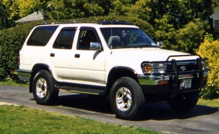 A '95 4Runner