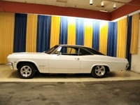 Profile view of a 1965 Chevrolet Impala Super Sport