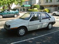 1985 Dodge Colt E - Driver's side, gallery_worthy