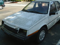 1985 Dodge Colt E - Closeup, gallery_worthy