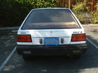 1985 Dodge Colt E - Rear, gallery_worthy