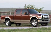 2008 Ford F-250 Super Duty, exterior, manufacturer