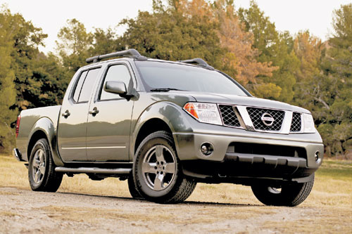 Picture of 2008 Nissan Frontier