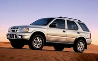 2003 Isuzu Rodeo Picture Gallery
