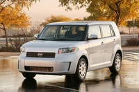 2008 Scion xB, Front-quarter view, exterior