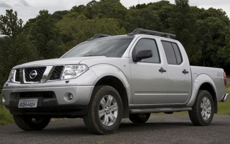 Picture of 2007 Nissan Frontier, exterior, gallery_worthy