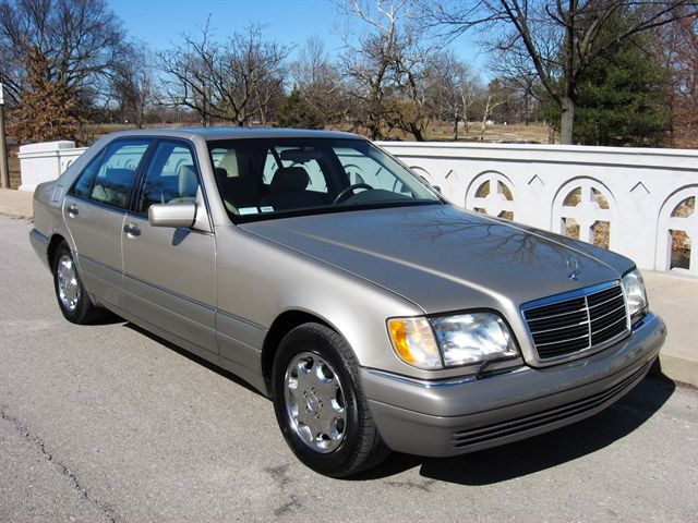 Picture of 1996 mercedes benz s class s420 exterior for 1996 mercedes benz s500