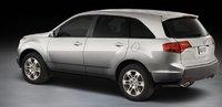2007 Acura MDX, The 07 Acura MDX, exterior, manufacturer