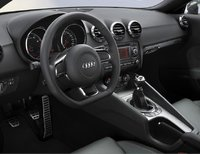2008 Audi TT, interior, manufacturer