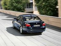 2008 BMW 5 Series 535i, 2008 BMW 535i, exterior, manufacturer