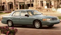 2007 Ford Crown Victoria, Side View, exterior, manufacturer, gallery_worthy