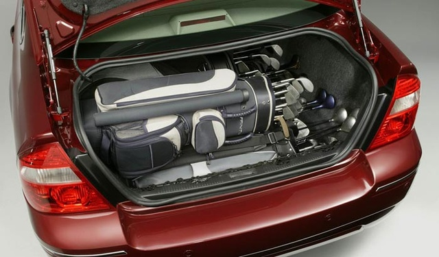 2004 Toyota Camry, Trunk View, Interior, Manufacturer, Gallery_worthy