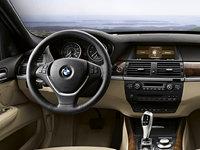 2007 BMW X5, The 07 BMW X5, interior, manufacturer
