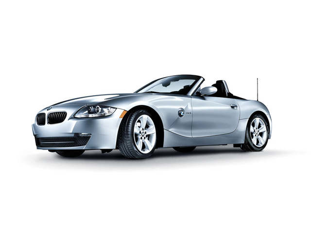 2007 BMW Z4, exterior, manufacturer