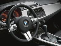 2007 BMW Z4, 07 BMW Z4, interior, manufacturer