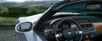 2007 BMW Z4, interior, manufacturer
