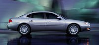 The 2007 Buick LaCrosse, exterior, manufacturer