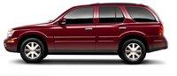 2007 Buick Rainier, exterior, manufacturer