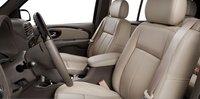 2007 Buick Rainier interior, interior, manufacturer