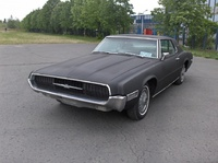 1968 Ford Thunderbird Overview