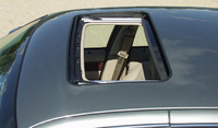 2007 Ford Crown Victoria, Overview of Sunroof, manufacturer, exterior