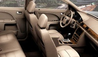 2007 Ford Five Hundred, Interior Front Driver Side View, interior, manufacturer
