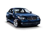 2008 BMW 5 Series, 2008 BMW 535i, exterior, manufacturer
