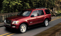 2007 Ford Explorer XLT, Front Side View, exterior, manufacturer, gallery_worthy