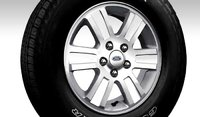 2007 Ford Explorer XLT, Wheel, exterior, manufacturer, gallery_worthy