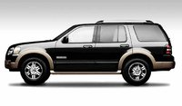 2007 Ford Explorer Eddie Bauer, Side View, exterior, manufacturer