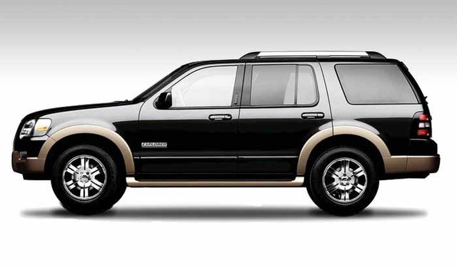 2007 ford explorer overview cargurus. Black Bedroom Furniture Sets. Home Design Ideas