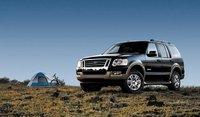 2007 Ford Explorer Eddie Bauer, Front Corner View, exterior, manufacturer, gallery_worthy