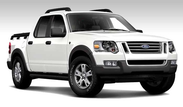 2007 ford explorer sport trac pictures cargurus. Black Bedroom Furniture Sets. Home Design Ideas