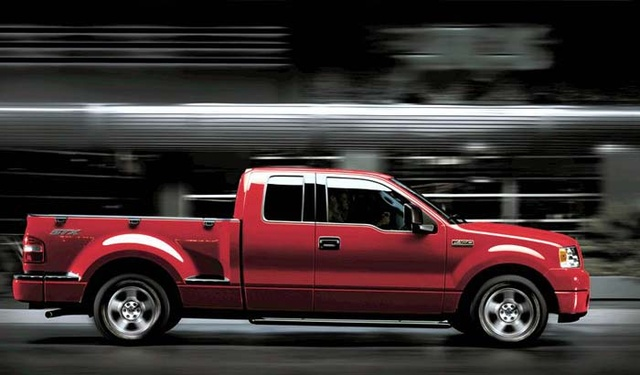 2007 Ford F-150 STX, Side View, gallery_worthy