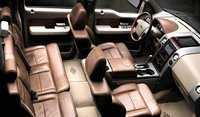 2007 Ford F 150 King Ranch, Interior View, Interior, Gallery_worthy