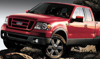 2007 Ford F-150 FX4, Front Corner View, exterior, manufacturer, gallery_worthy