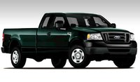 2007 Ford F-150 XLT, Side View, exterior, manufacturer, gallery_worthy