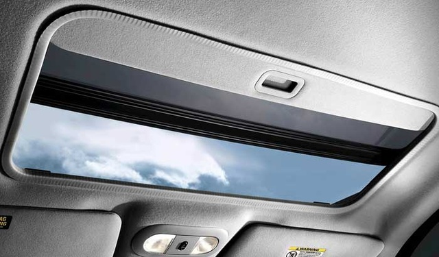 2007 Ford F-150 XLT, Sunroof View, interior, manufacturer, gallery_worthy