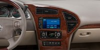2007 Buick Rendezvous, dashboard, interior, manufacturer