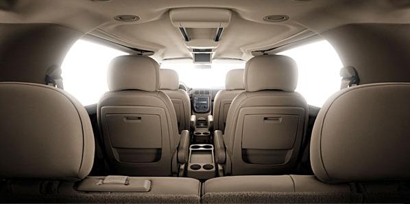 Car Picker - buick Terraza interior images
