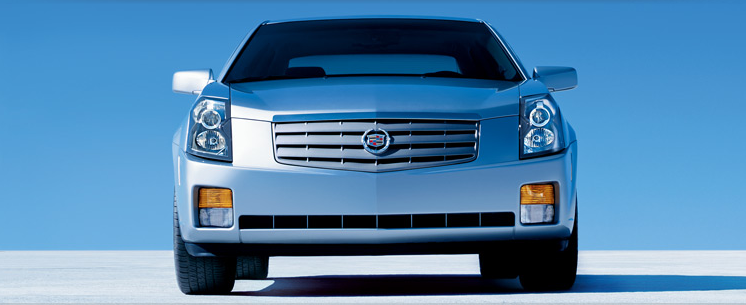2004 Cadillac CTS, The 2007 Cadillac CTS, exterior, manufacturer