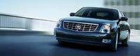 2008 Cadillac DTS, 07 Cadillac DTS, exterior, manufacturer