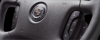 2007 Cadillac DTS, steering wheel, interior, manufacturer