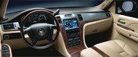 2007 Cadillac Escalade EXT, front seat, interior, manufacturer