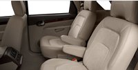 2007 Buick Rendezvous, backseats , interior, manufacturer