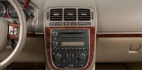 2007 Buick Terraza, The 07 Buick Terraza, interior, manufacturer