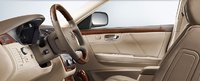 2007 Cadillac DTS, front seat, interior, manufacturer