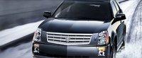 2007 Cadillac SRX, 07 Cadillac SRX, exterior, manufacturer