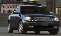 2007 Ford Five Hundred, Front View, exterior, manufacturer