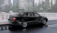 2007 Ford Five Hundred SEL, Machine View, manufacturer, exterior